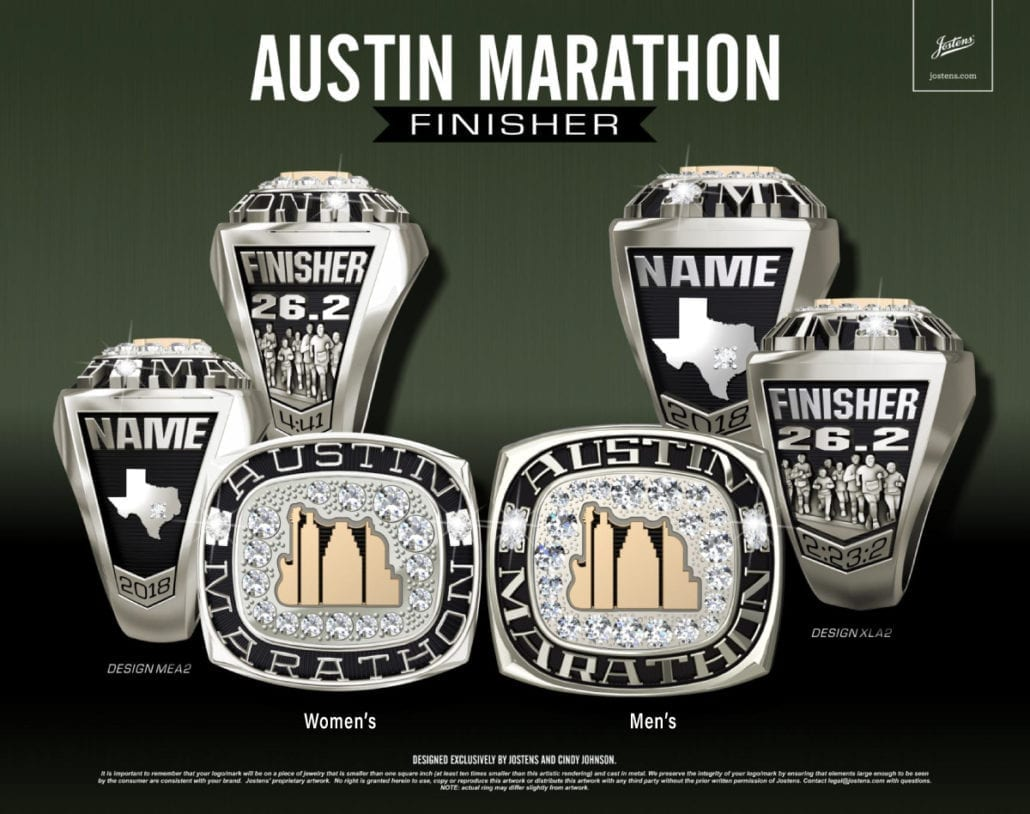 finisher rings