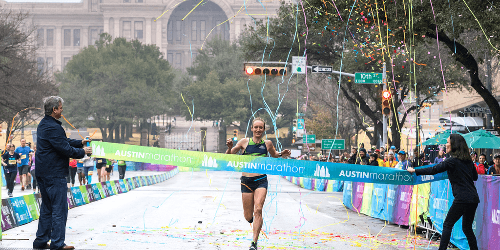 You'll love the Austin Marathon!