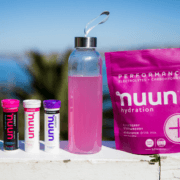 meet nuun, the official hydration of the 2019 Austin Marathon presented by Under Armour.
