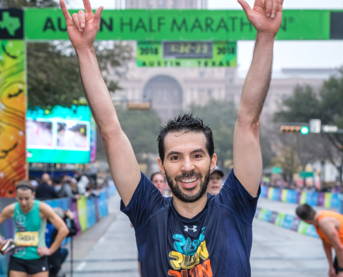 One reason you'll love the Austin Marathon: Under Armour participant shirts!