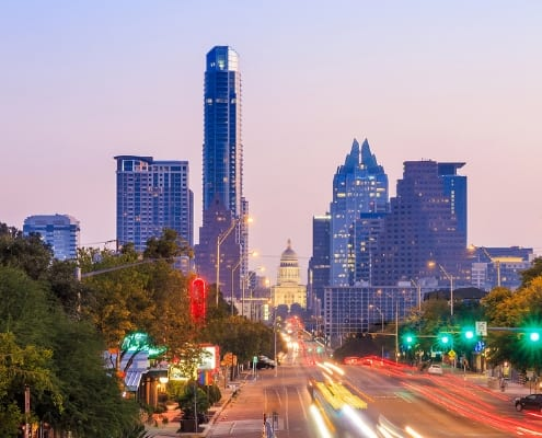 Hilton to be extensively involved Austin Marathon weekend.